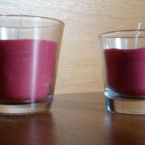 Κερι αρωματικο σε ποτηρι 105gr netto